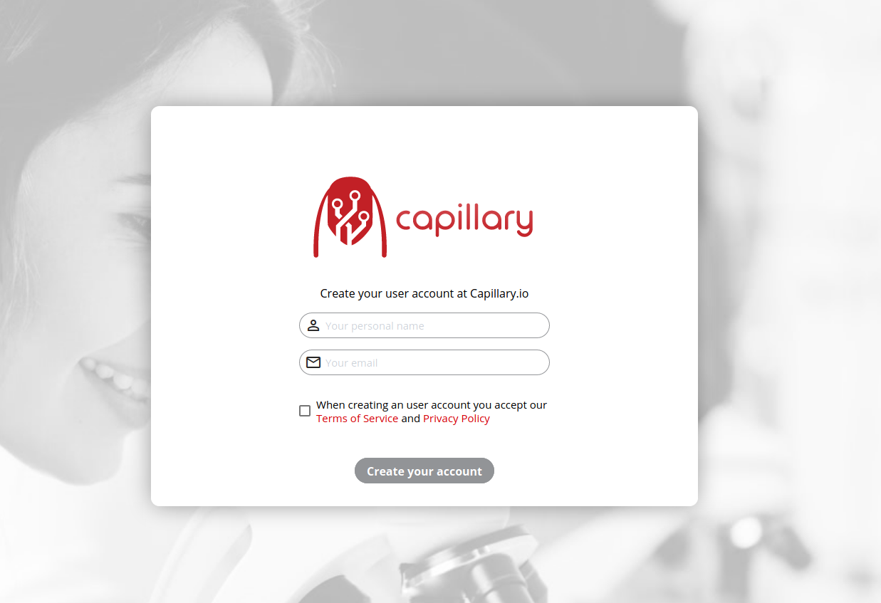 Capillary.io is completely renewed and ready to be used by you today. Read the article for more details.